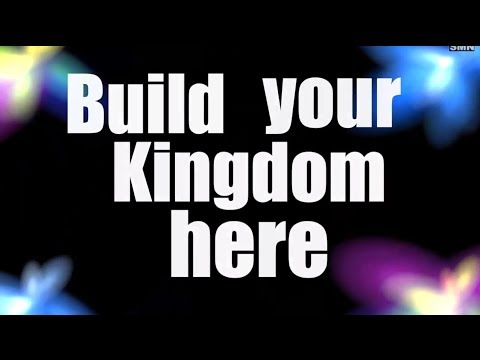 Build Your Kingdom Here by Rend Collective Experiment Lyric Video