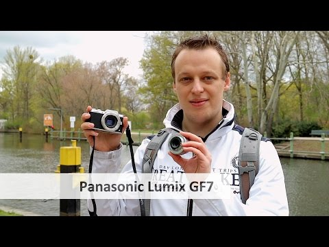 Panasonic Lumix GF7 - Kompakte DSLM im Test [Deutsch]