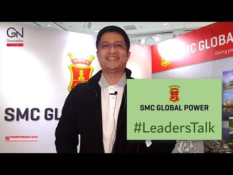 #LeadersTalk with San Miguel Corporation, Global Power, Jonathan Mayo