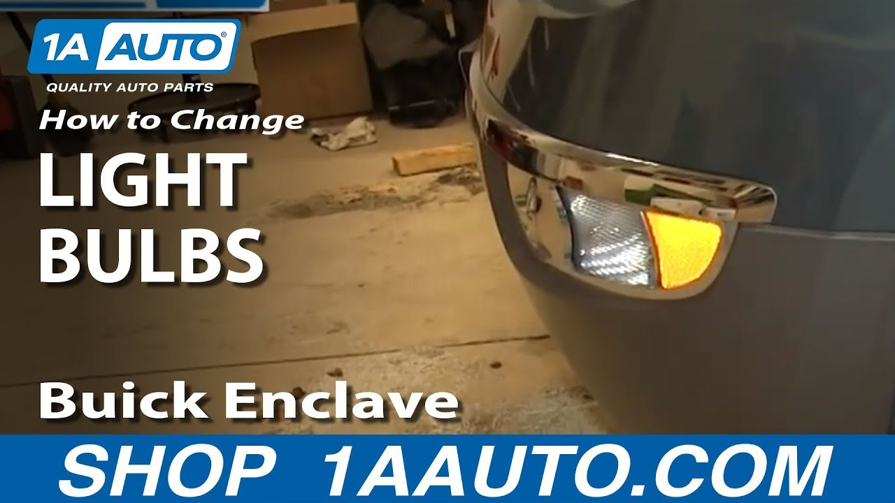 How To Change Bulbs On Headlights Fog Lights Turn