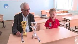 Юная спортсменка из Воткинска стала призером турнира по шашкам