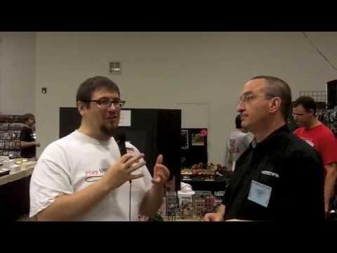 Historicon 2013 Interview with Alien Dungeon
