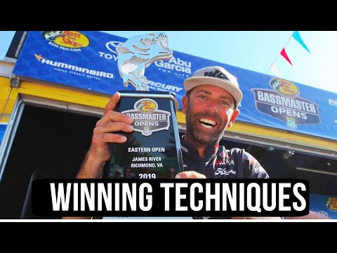 How I Won The James River BASS Open -  Ike In The Shop