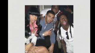 Nicky Minaj, Drake, Lil Wayne   No Frauds Audio Clean Video