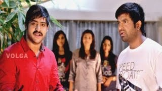 Baadshah Jabardasth Comedy - NTR & Vennela Kishore Discussion About Indian Girls