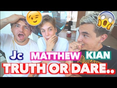 TRUTH or DARE w/ Jc Caylen & Kian Lawley