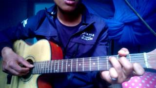 Tự Lau Nước mắt [Mr.siro] cover guitar