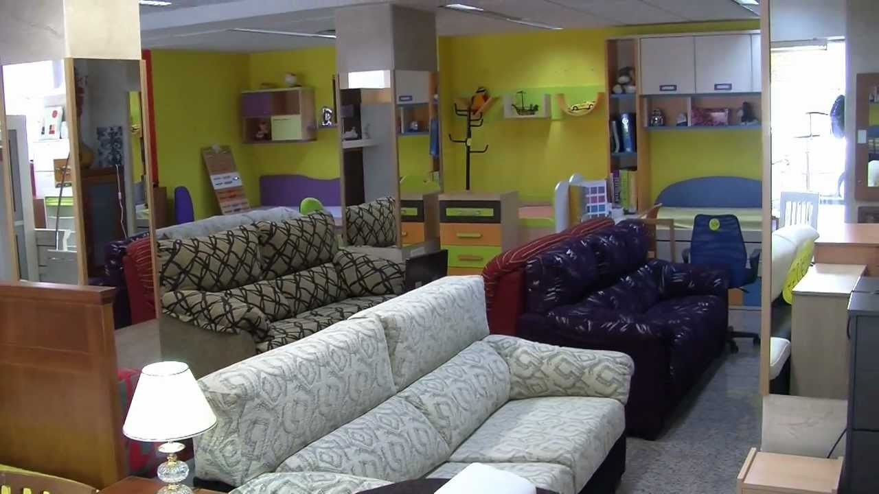Muebles salvador youtube for Muebles salvador