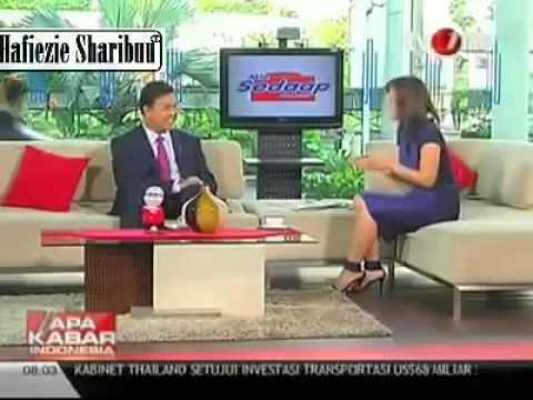 Zahid Hamidi mengaku asal Indon