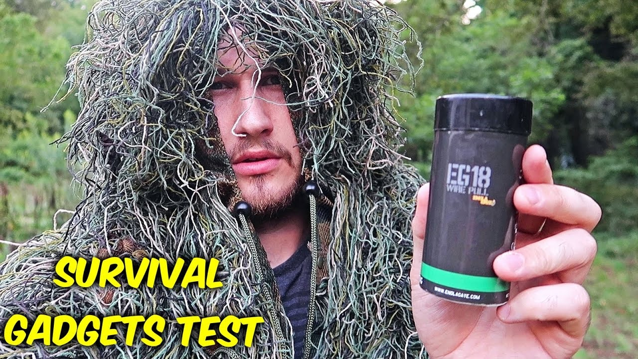 5 Survival Gadgets put to the Test