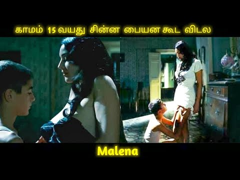 Download Malena (2000) Movie Explained in Tamil | Malena Italian Movie Explaination in Tamil |