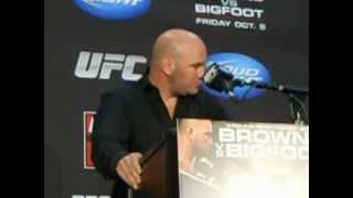 UFC on FX 5 Post-Fight Press Conference Part 1