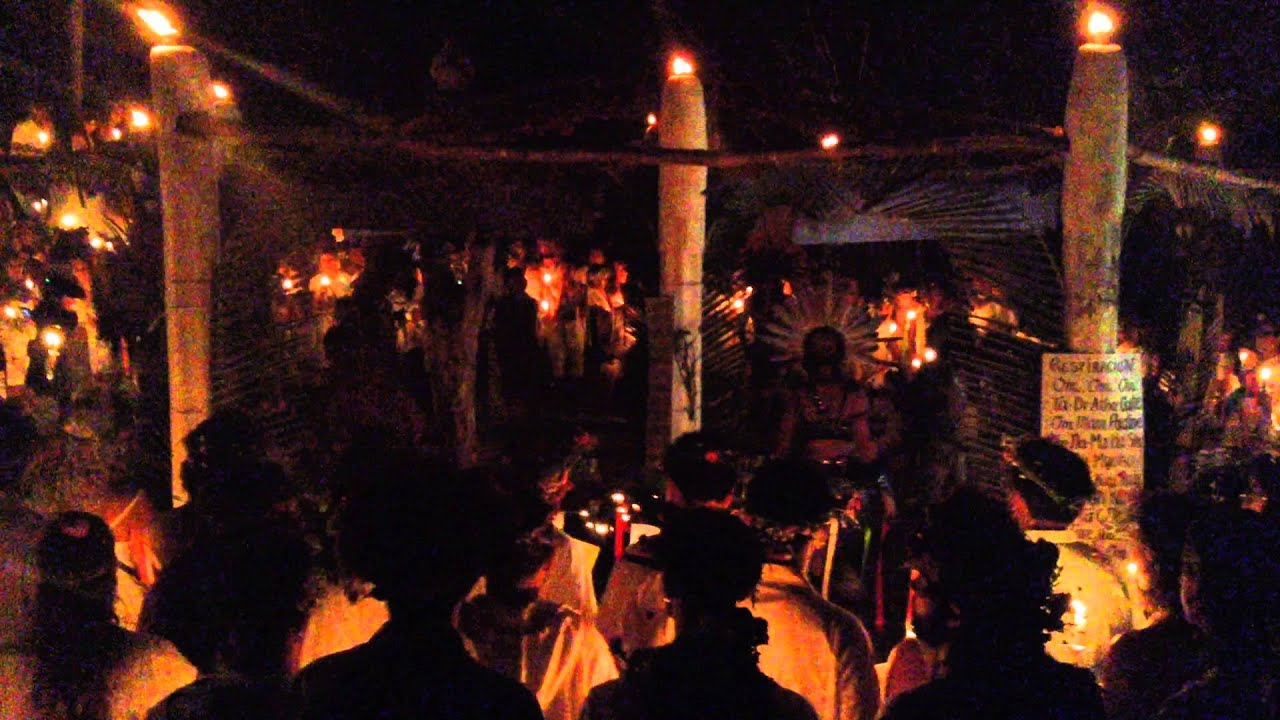 Ceremonia zapoteca de fin de a o el alquimista - El alquimista de los acuarios ...