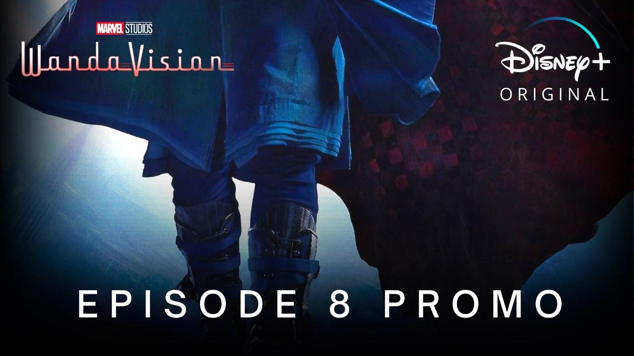 WandaVision | Episode 8 Promo | Disney+