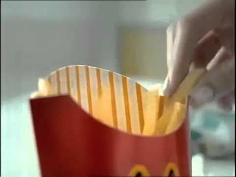 McD Mcdonald's 30th anniversary Hong Kong TV ad (2005) FIRST DATE