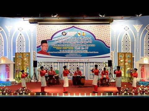 JOHAN, LAGU & SOLO TERBAIK Festival Nasyid Kebangsaan 2014 - Selangor