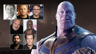 Comparing The Voices - Thanos (Updated)