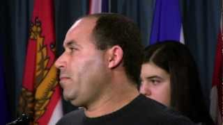 Mohamed Harkat Press Conference - Dec 10th,2012