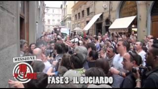 VOTA clip il finto divo a Firenze (terza missione)