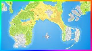 Rockstar Wants To Create This Incredible GTA World Map!