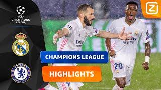 LEKKERE AANVAL VAN MADRID! 🤩🙌🏻   Real Madrid vs Chelsea   Champions League 2020/