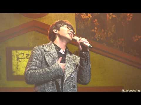친구아닌남자로 이석훈고별콘서트 20130119