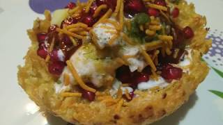 HOLI SPECIAL CHAAT ||VERY VERY TASTY||