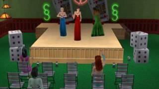 Sims 2 Casino Stuff Trailer (Unofficial Stuff Pack)