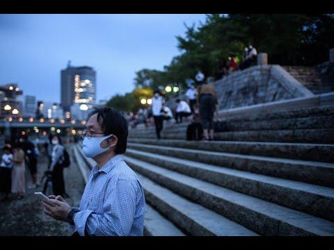 بالفيديو اليابان تحيي الذكرى ال75 لإلقاء قنبلة الذرية على هيروشيما  - نشر قبل 7 ساعة