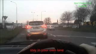 Bad Driver's of Ireland #19 Febuary 2016