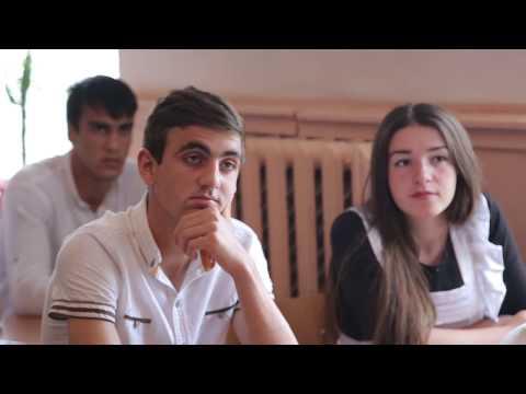 ПОСЛЕДНИЙ ЗВОНОК Напутствие Учительницы Село ЧИНАР 2016