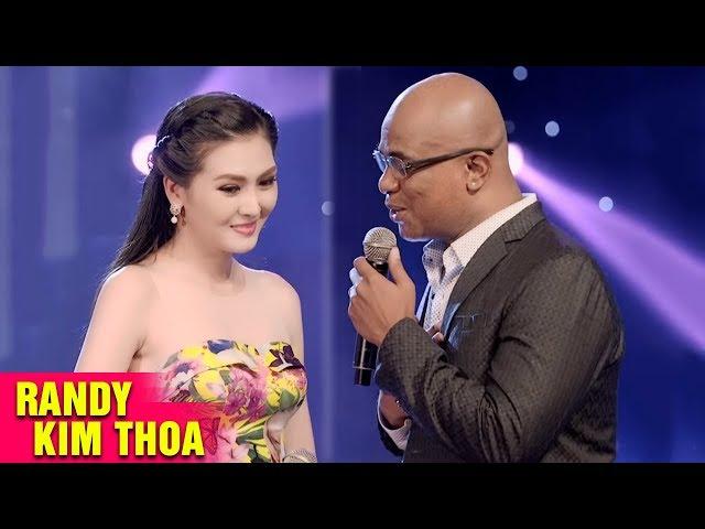 RANDY KIM THOA Mới Nhất 2018   Tuyệt Đỉnh Song Ca Bolero Đặc Biệt Hay Tê Tái