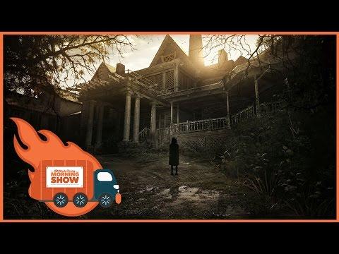 Greg's Resident Evil 7 VCR Rant - Kinda Funny Morning Show 01.18.2017
