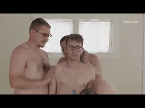 nackt ausgehen spermawalk
