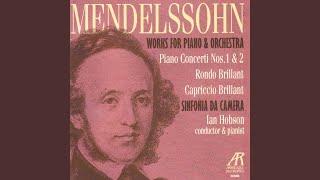 Piano Concerto No. 1 in G Minor, Op. 25: III. Presto - Molto Allegro e vivace