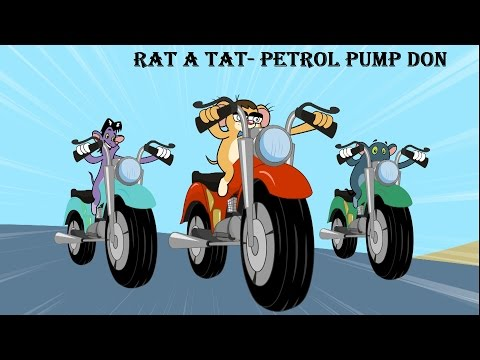 Rat-A-Tat | Chotoonz Kids Funny Cartoon Videos |'Petrol Pump Don'