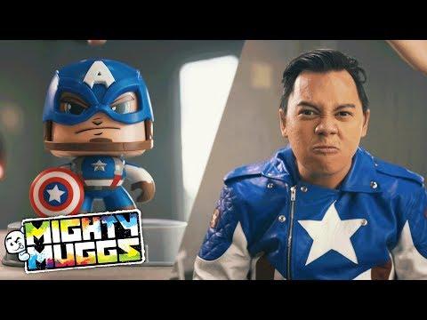 Chandra Liow Invites You to #PressToExpress with Marvel Mighty Muggs