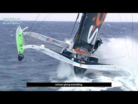 World on Water Sailing News October 26 18 Route du Rhum,Witty, Soldini,, Etchells more