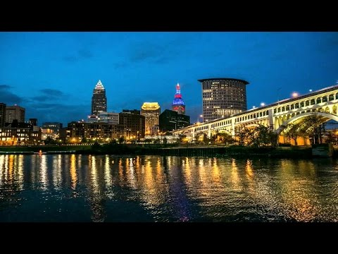 The ride of Cleveland's historic 2016
