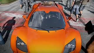Need For Speed Shift 2 Unleashed DLC SpeedHunters Race 12 The Miyatomi Mile
