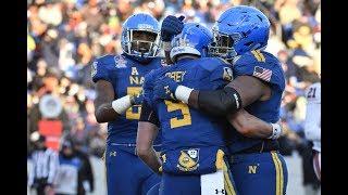 Football Highlights - Navy 49, Virginia 7