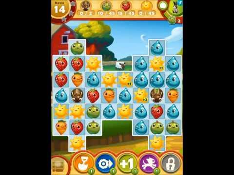 Farm Heroes Saga Level 491