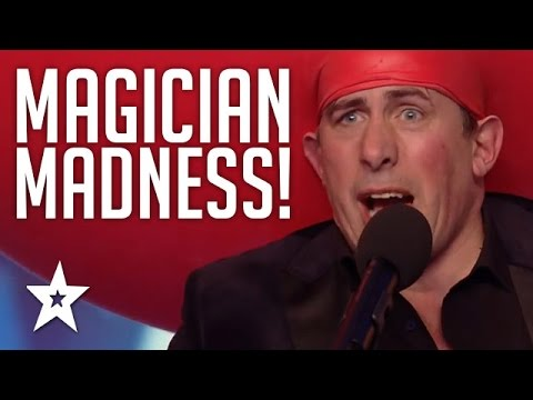MOST SHOCKING Magician Auditions On Got Talent | Got Talent Global