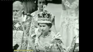 BBC TV Coronation of Queen Elizabeth II: Westminster Abbey 1953 (William McKie)