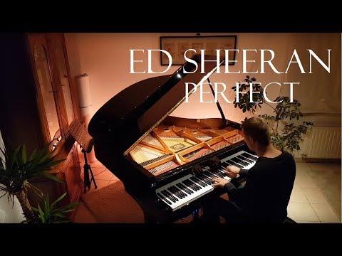 Perfect - Ed Sheeran (Piano Cover)