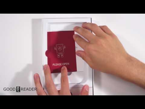 Pocketbook Touch HD Unboxing
