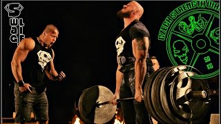 Powerlifter VS Strongman - DEADLIFT Madness #2