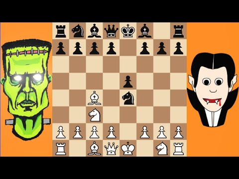 Frankenstein-Dracula Speed Chess Tournament [172]