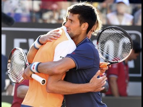 Novak Djokovic 'excited' to work with Andre Agassi