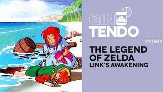 Gintendo stream #09 redux: The Legend of Zelda: Link's Awakening